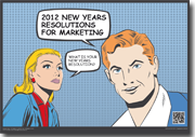 marketing resolution in 2012
