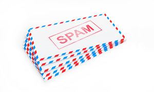 avoid spam emails