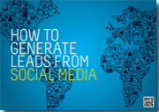 generation of leads through social media