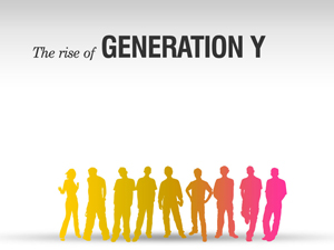 the rise of generation y