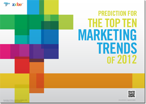 new marketing trends in 2012