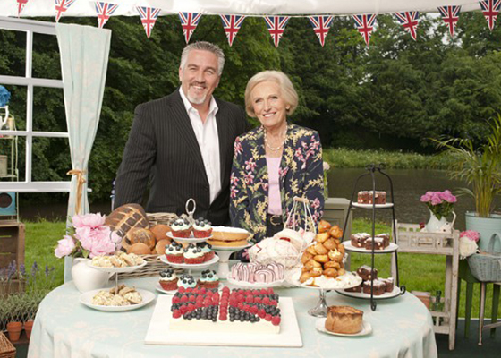 Five Inbound Marketing Lessons from the Great British Bake Off
