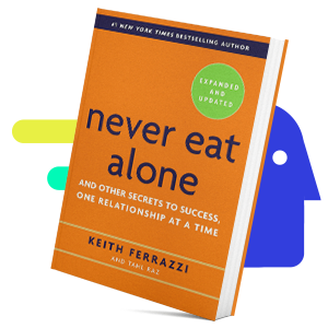 Never-eat-alone