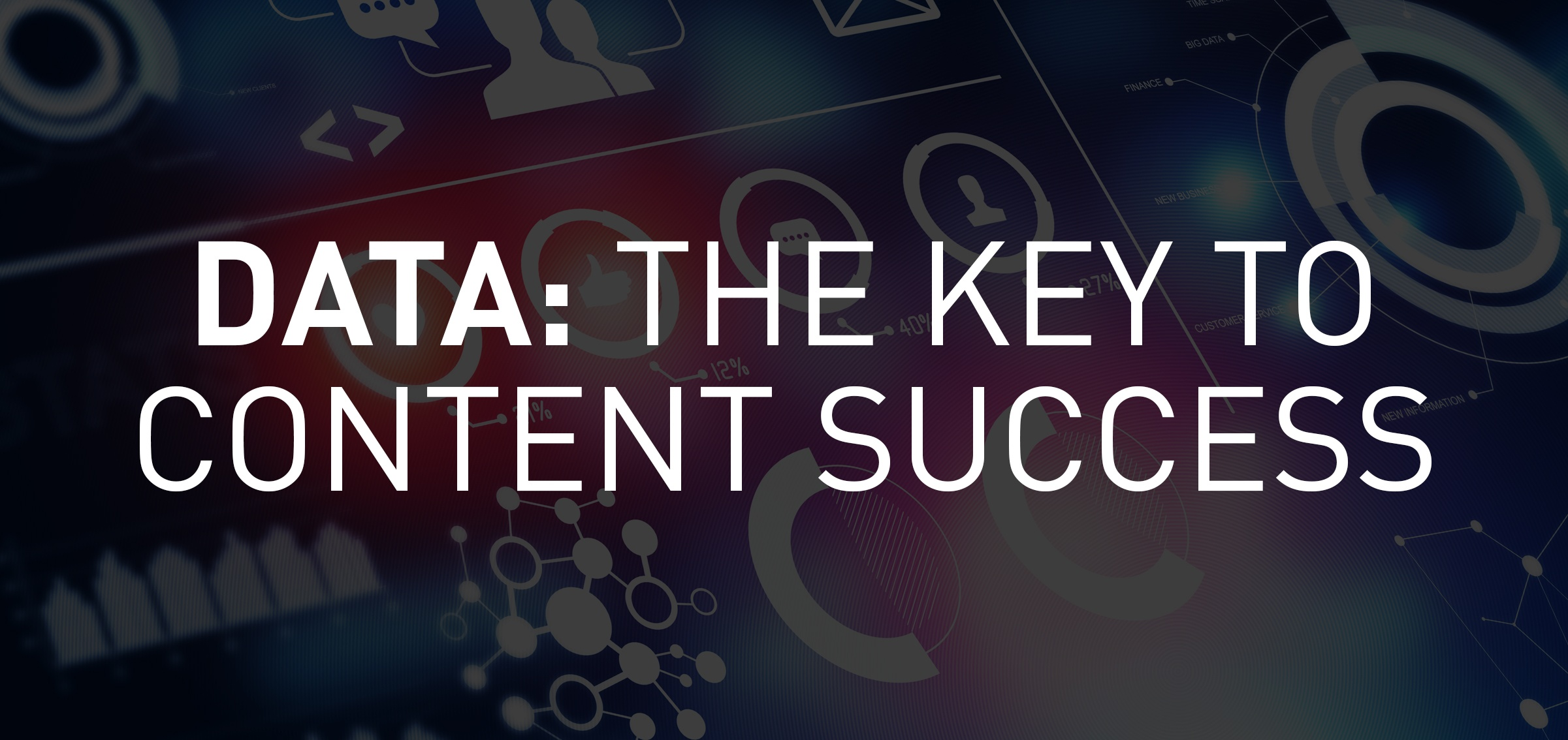 data-the-key-to-content